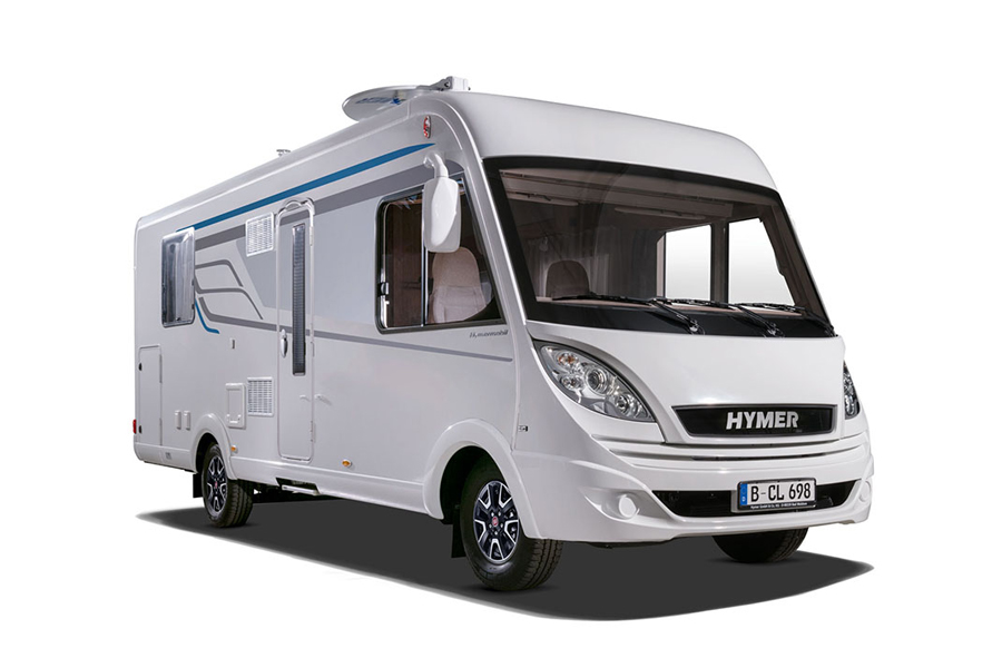 Hymer B CL Ambition